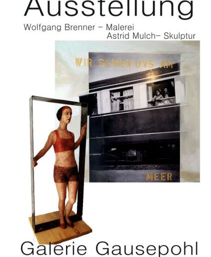 "Ausstellung ""Wir sehen uns am Meer"" in der Galerie Gausepohl, Detmold"